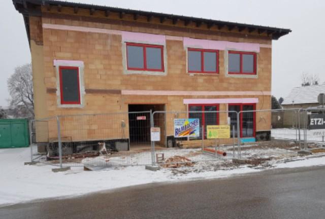Fenstereinbau am 16.01.2019