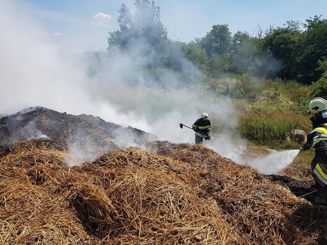 Misthaufenbrand am 21.07.2017