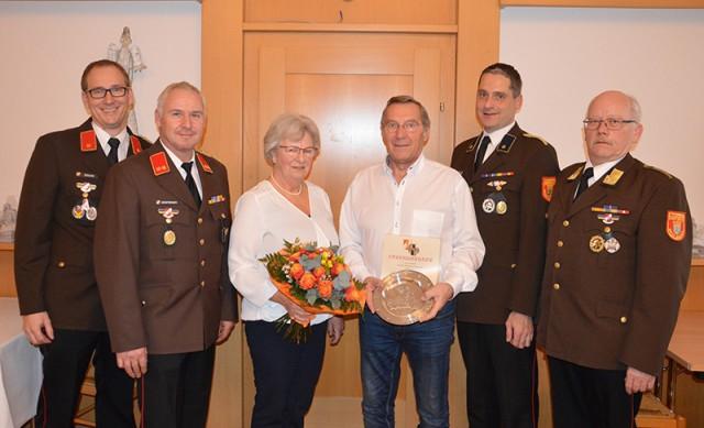 Franz Nenicka 70. Geburtstag